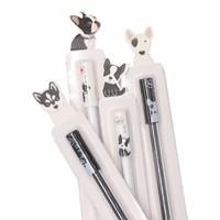 Cute French bulldog puppy gel pen