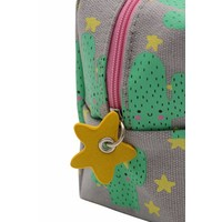 Hi-Kawaii cactus toiletry bag / pencil case