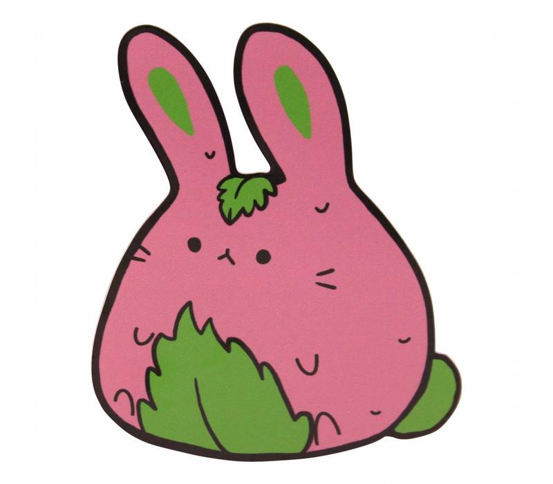 Sakura Mochi Bunny - sticker