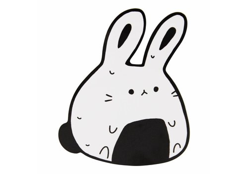 Frilly Pops Onigiri Bunny - sticker