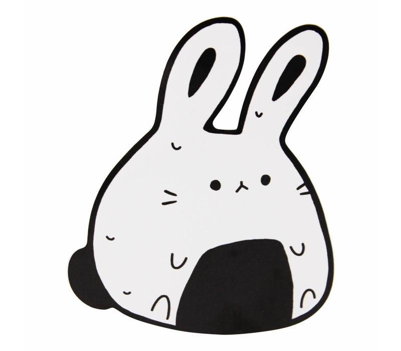 Onigiri Bunny - sticker