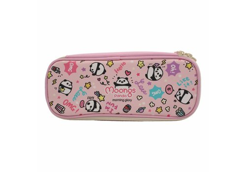 Moongs Moongs pencil case - pink