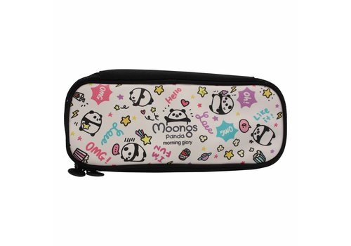 Moongs Moongs pencil case - black