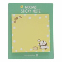Moongs sticky notes set