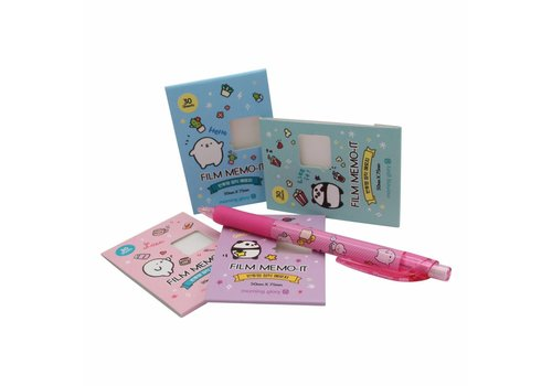 Moongs Moongs sticky notes set