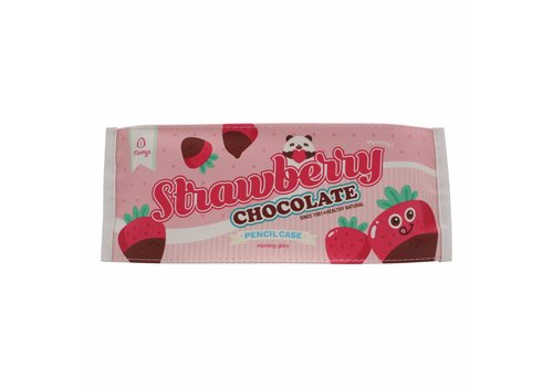 Moongs Snack etui medium - strawberry