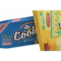 Moongs snack pencil case medium - cookie
