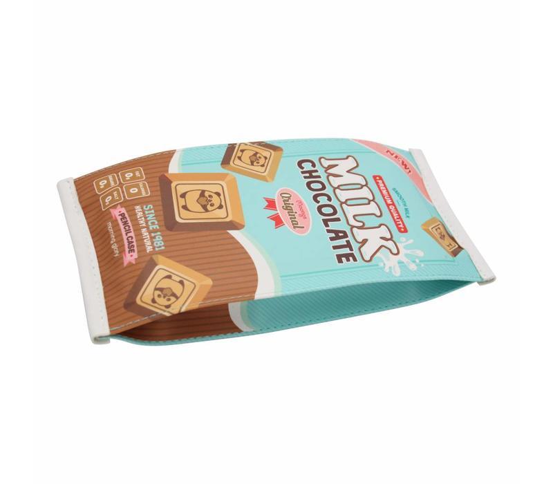 Moongs snack etui large - milk chocolate