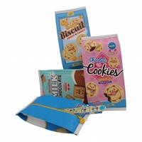 Moongs snack pencil case large - chocolate cookies