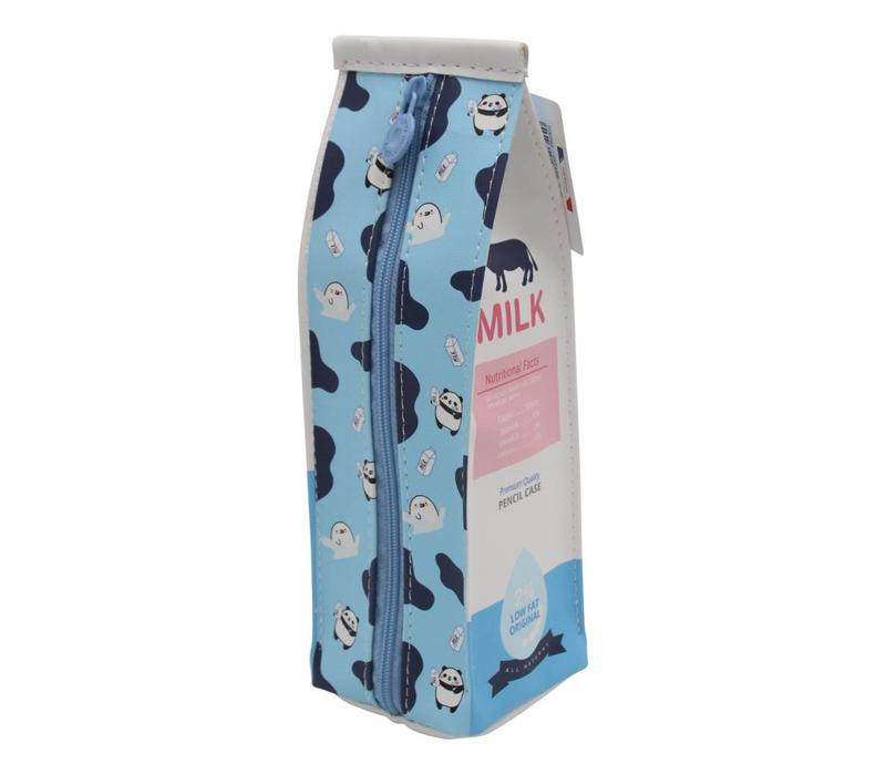 Moongs milk carton pencil case - original