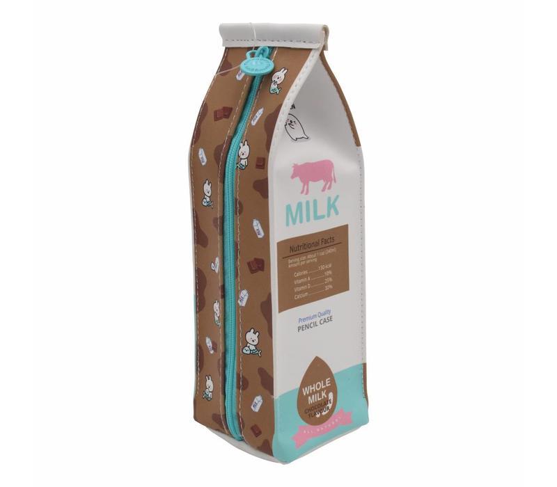 Moongs melkpak etui - original - chocolate
