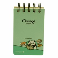 Moongs memo book - small