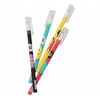 Cutestar monster gel pen set - 4 pieces