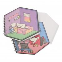 Diamond notebook Office