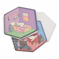 Diamond notebook Sofa