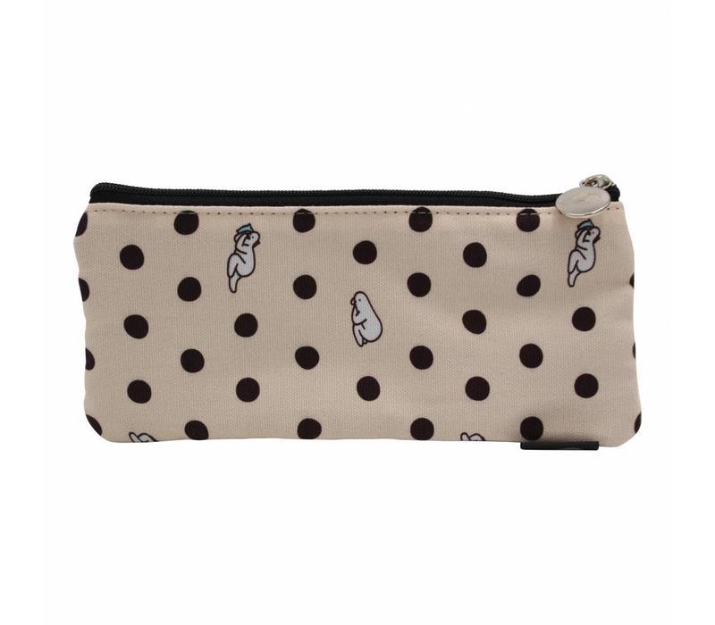 Pencil case Dots