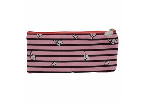 Mr. Donothing Pencil case Stripes