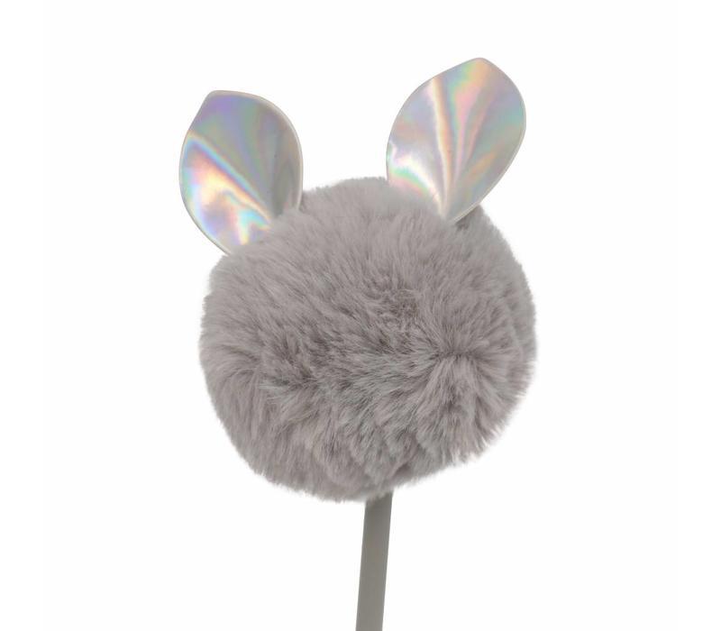 Pom Pom pen with ears