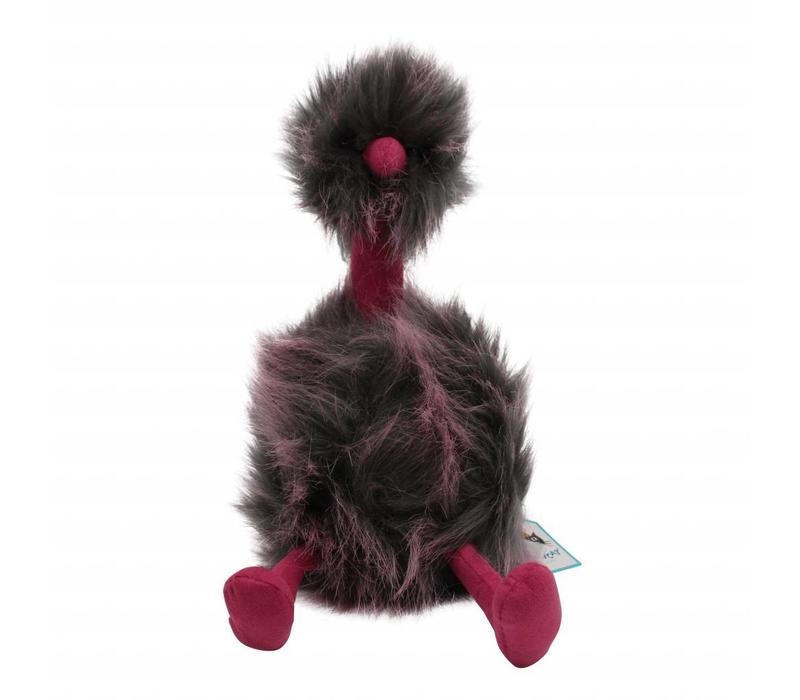 Jellycat Pompom Grey 33 cm