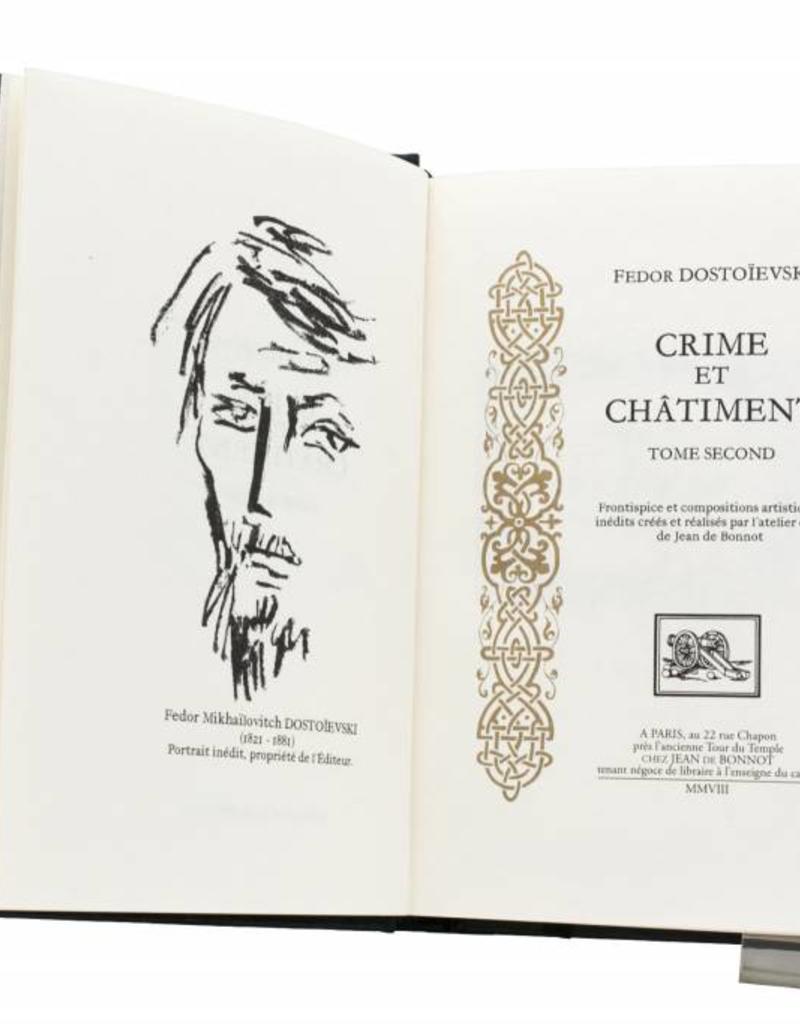 Dostoïevski (Fedor) Dostoïevski (Fedor) - Crime et Châtiment - Tome 2