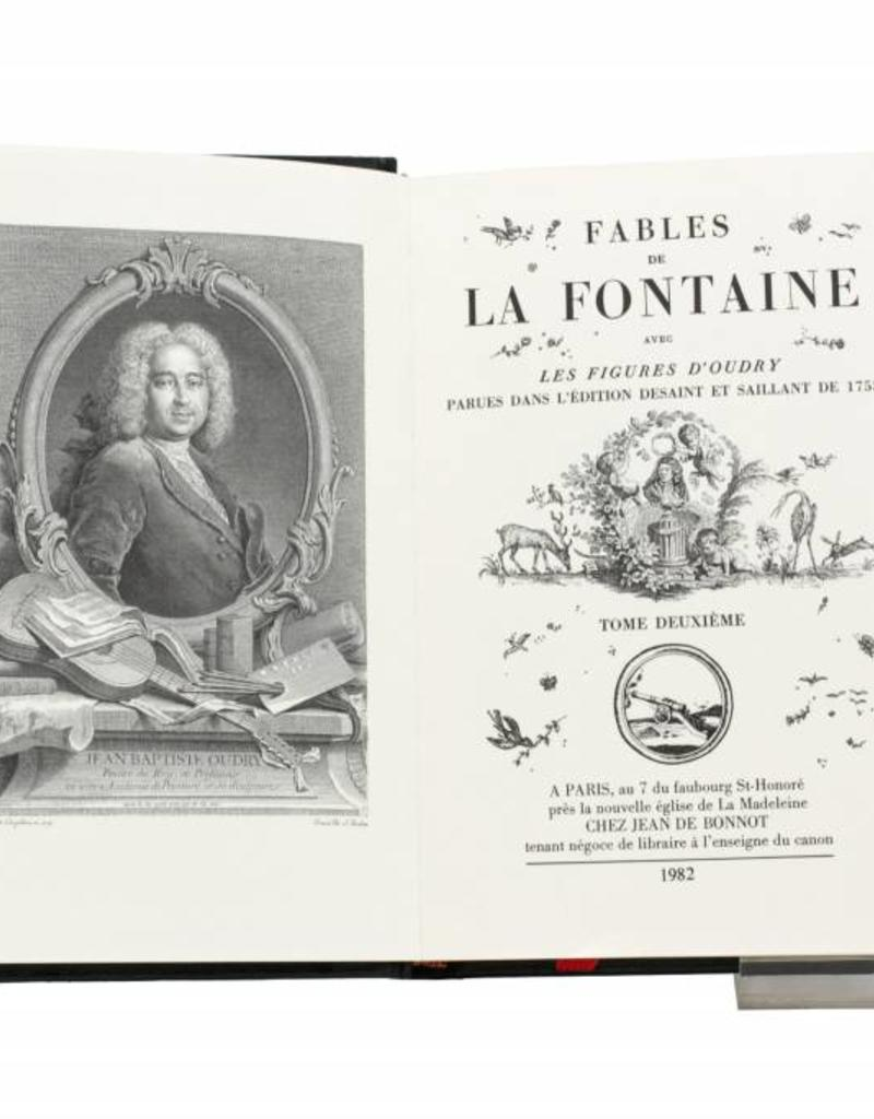 La Fontaine (Jean de) La Fontaine (Jean de) - Les Fables de La Fontaine  - Tome 2