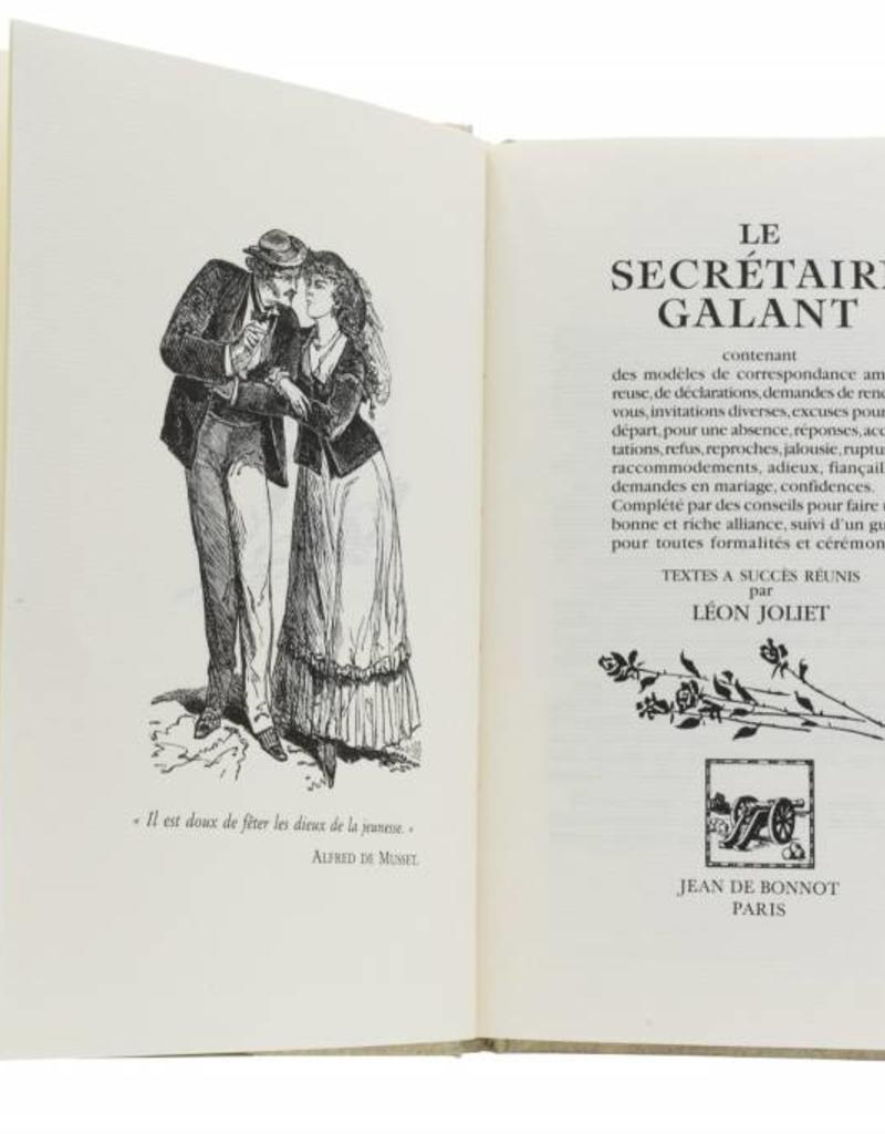 Anonyme Le Secrétaire Galant