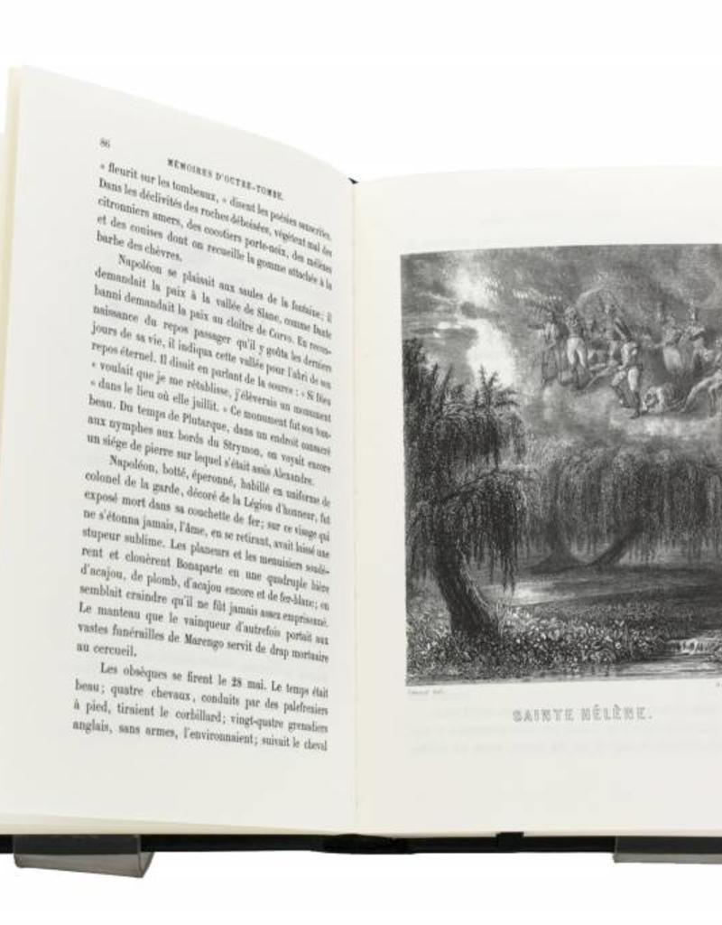 Chateaubriand, François-René de Chateaubriand, François-René de - Mémoires d'Outre-Tombe - Tome 4