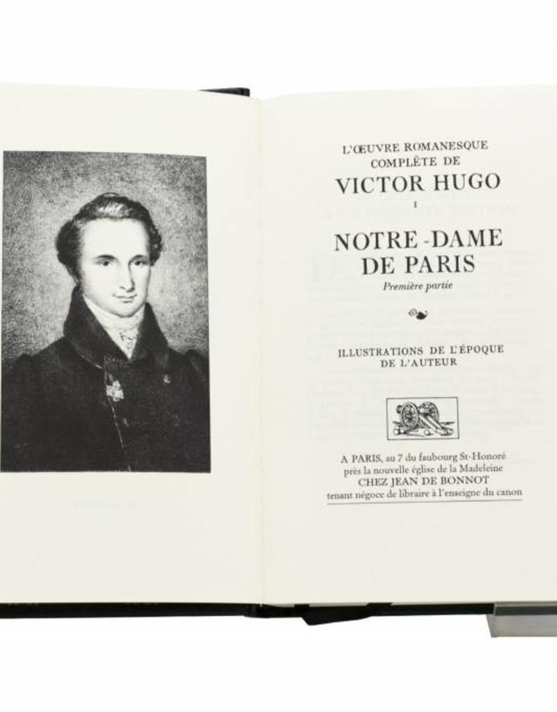 Hugo (Victor) Hugo (Victor) - Notre-Dame de Paris - 1ère partie - Tome 1
