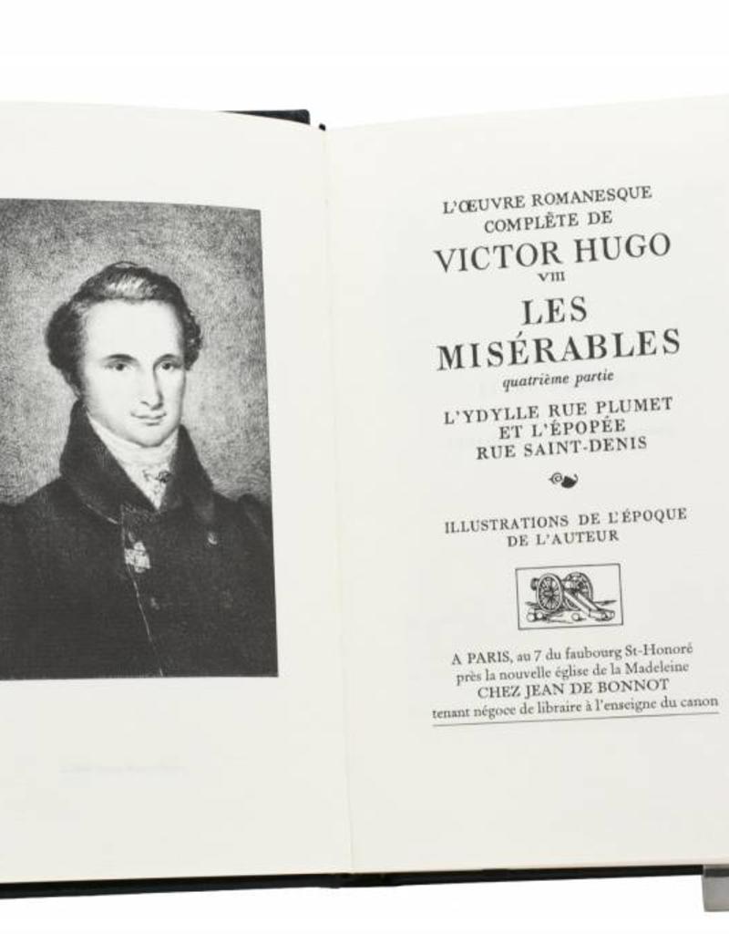 Hugo (Victor) Hugo (Victor) - Les Misérables - 4ème partie - Tome 8