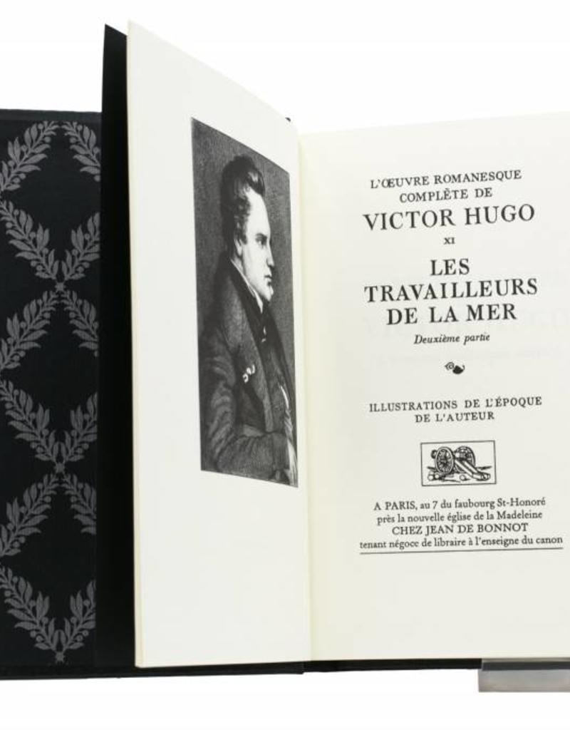 Hugo (Victor) Hugo (Victor) - Travailleurs de la Mer - 2ème partie - Tome 11