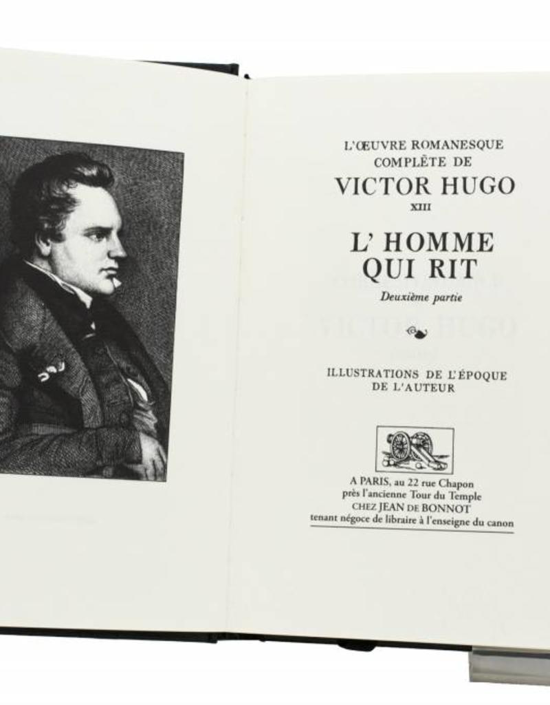 Hugo (Victor) Hugo (Victor) - L'Homme qui rit - 2ème partie - Tome 13