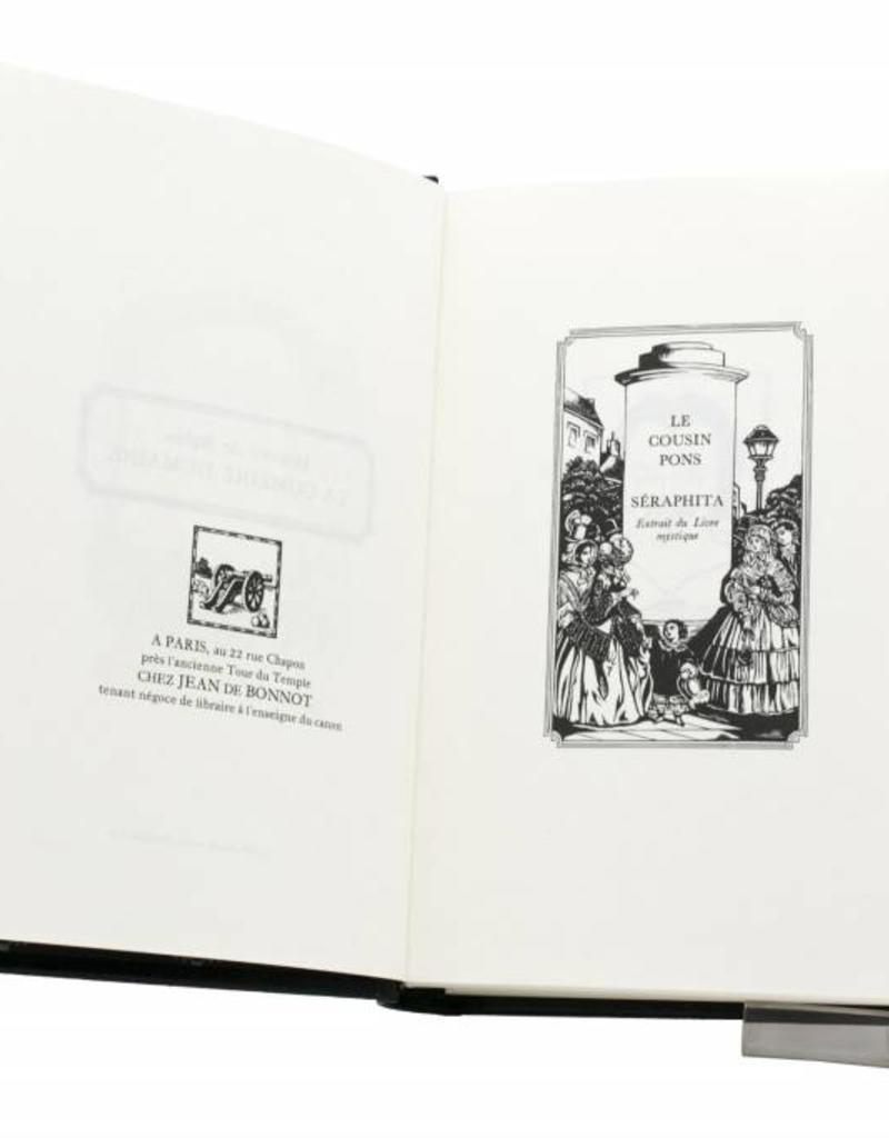 Balzac (Honoré de) Balzac (Honoré de) - Le Cousin Pons - Tome 27