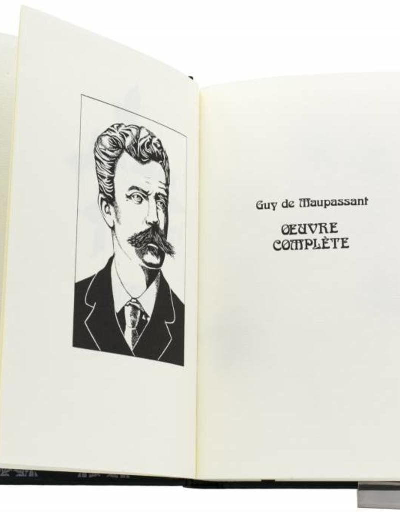 Maupassant (Guy de) Maupassant (Guy de) - Œuvres Complètes - Tome 1
