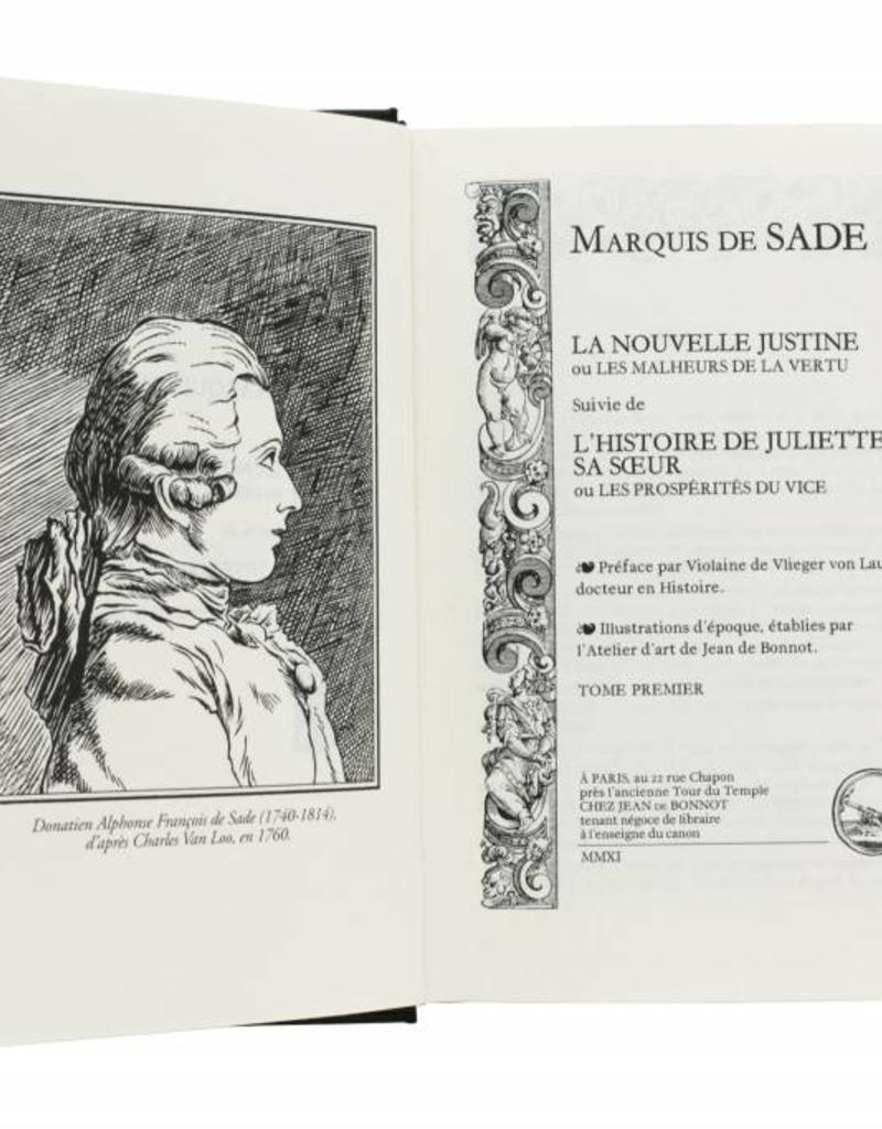 Sade (marquis de) Sade (marquis de) - Le Marquis de Sade - Tome 1