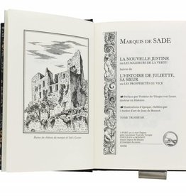Sade (marquis de) Sade (marquis de) - Le Marquis de Sade - Tome 3