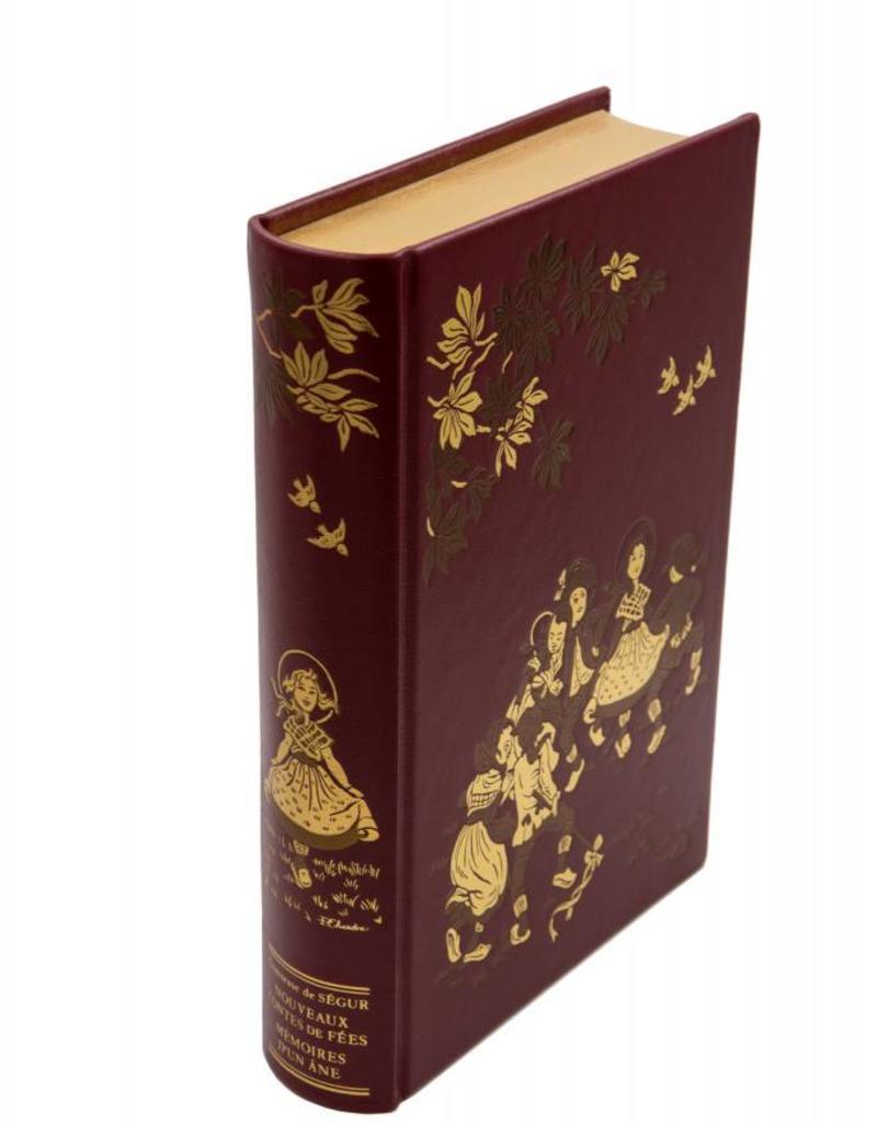 Ségur (Comtesse de) Ségur (Comtesse de) - Les Nouveaux Contes de fées - Les mémoires d'un Ane - Tome 3