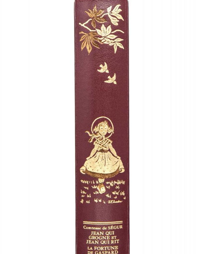 Ségur (Comtesse de) Ségur (Comtesse de) - Jean qui grogne et Jean qui rit - La Fortune de Gaspard - Tome 8