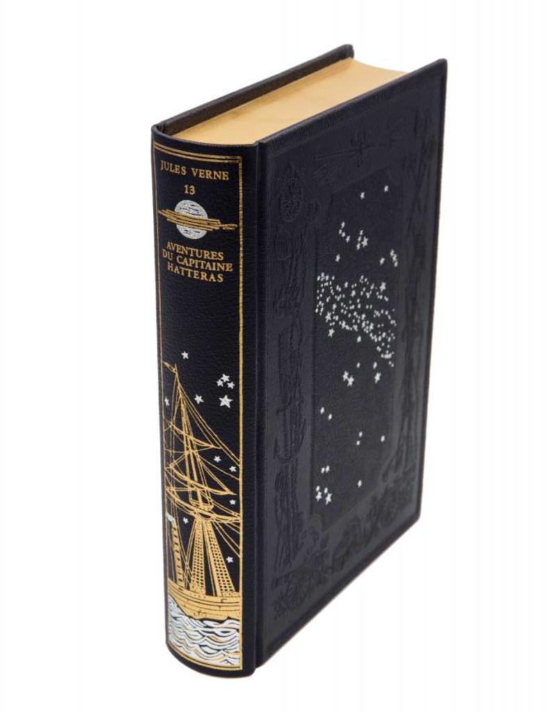 Verne (Jules) Verne (Jules) - les Aventures du capitaine Hatteras - Tome 13