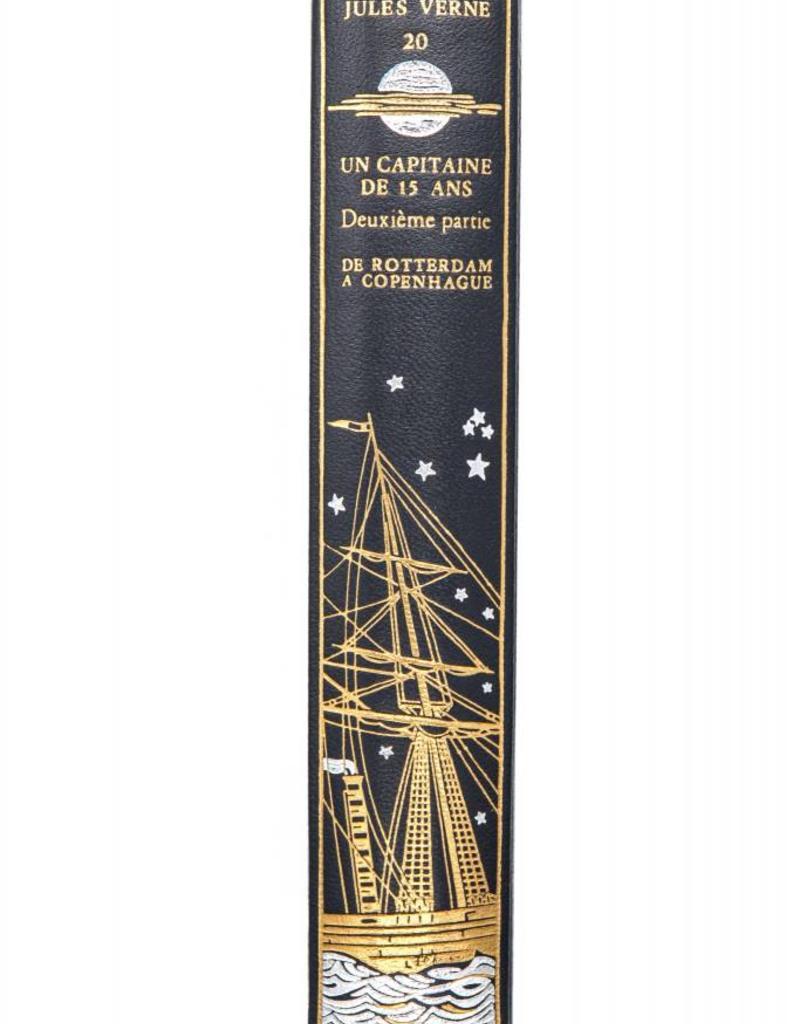 Verne (Jules) Verne (Jules) - Un capitaine de 15 ans, 2ème partie - Tome 20
