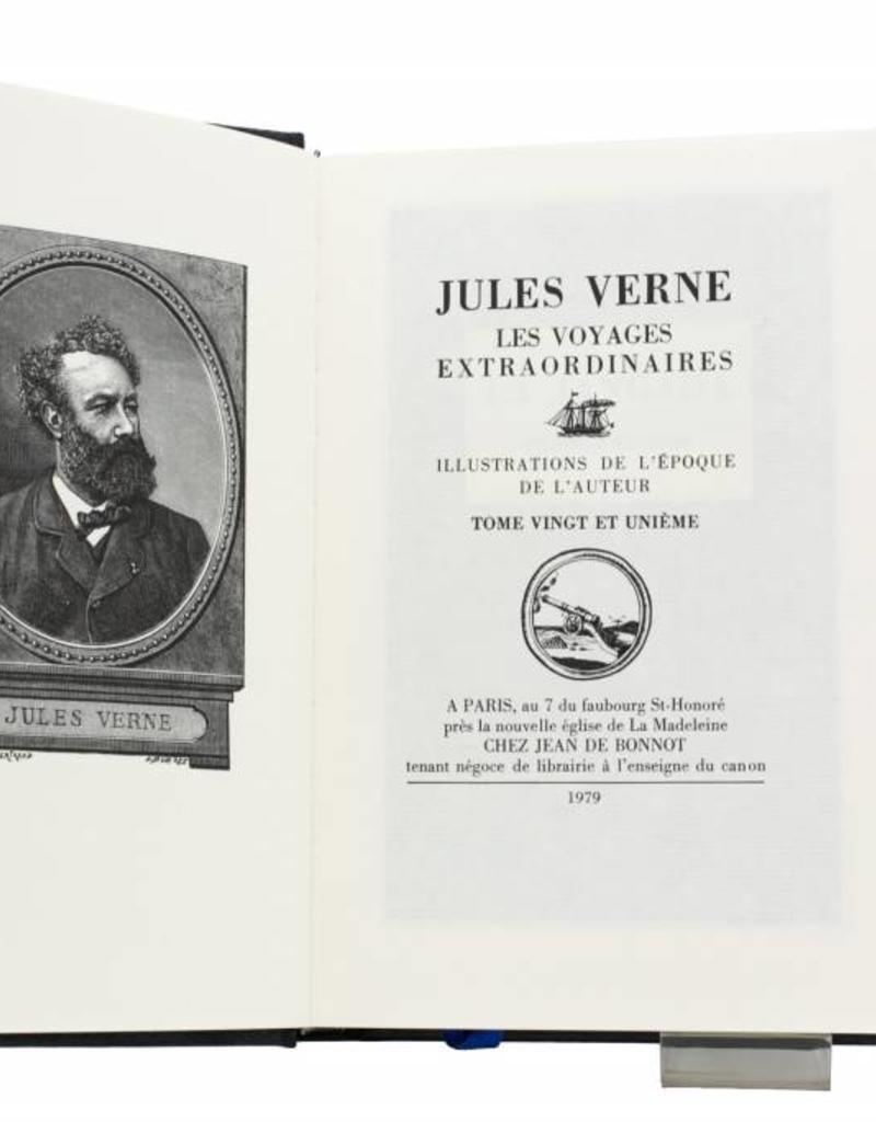 Verne (Jules) Verne (Jules) - La Jangada - Tome 21