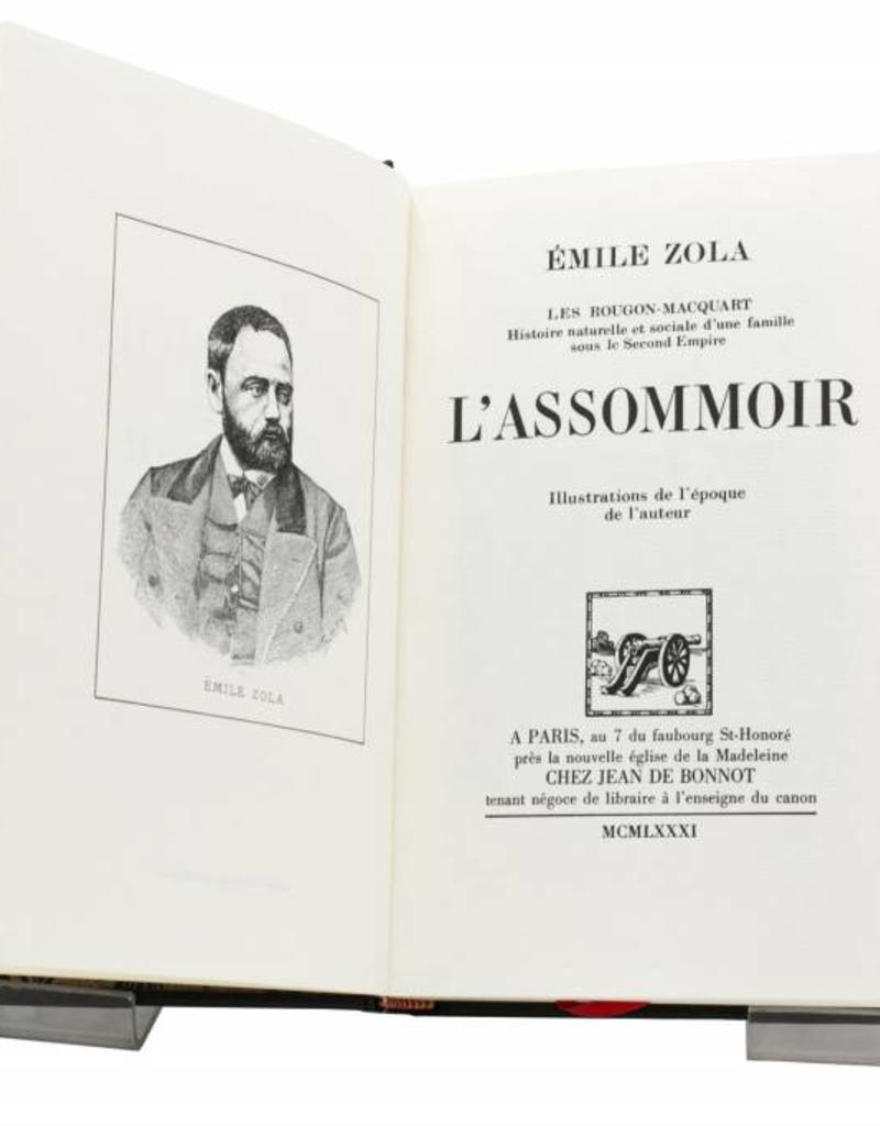 Zola (Emile) Zola (Emile) - L'Assommoir - Tome 1