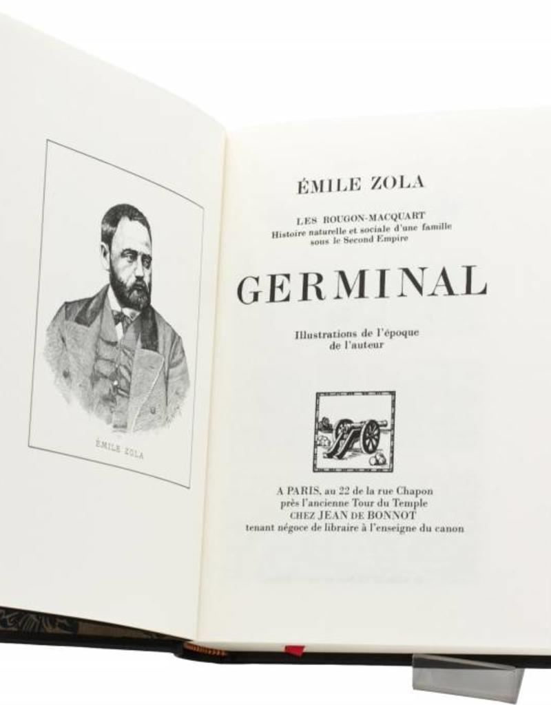 Zola (Emile) Zola (Emile) - Germinal - Tome 2