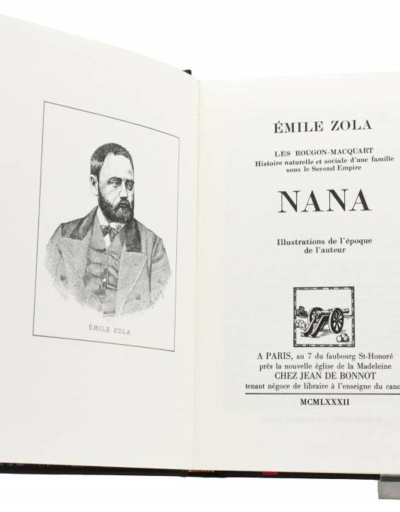 Zola (Emile) Zola (Emile) - Nana - Tome 4