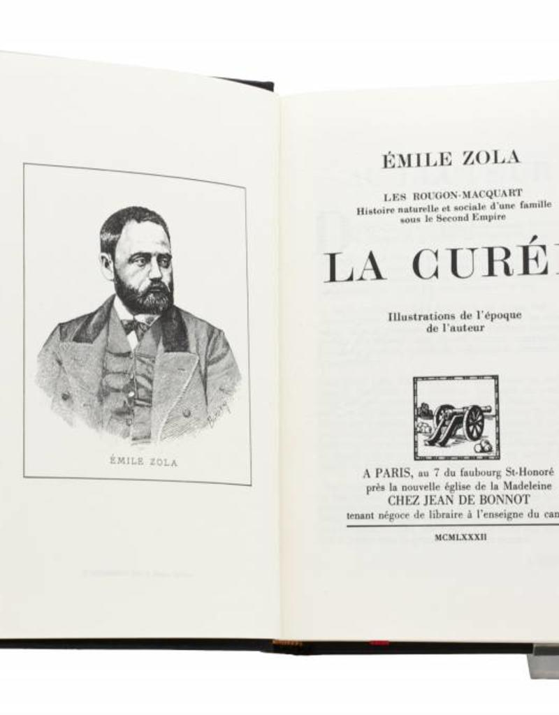 Zola (Emile) Zola (Emile) - La Curée - Tome 6