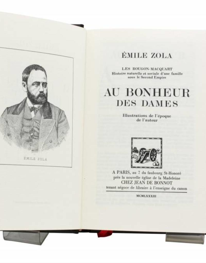 Zola (Emile) Zola (Emile) - Au Bonheur des Dames - Tome 13