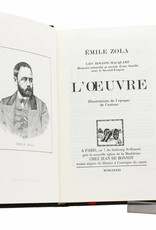 Zola (Emile) Zola (Emile) - L'Œuvre - Tome 15