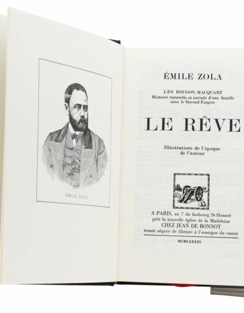 Zola (Emile) Zola (Emile) - Le Rêve - Tome 16