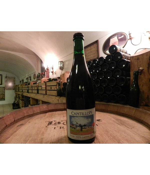 Cantillon kriek 2015