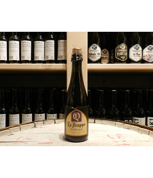 La Trappe  Oak aged batch 17