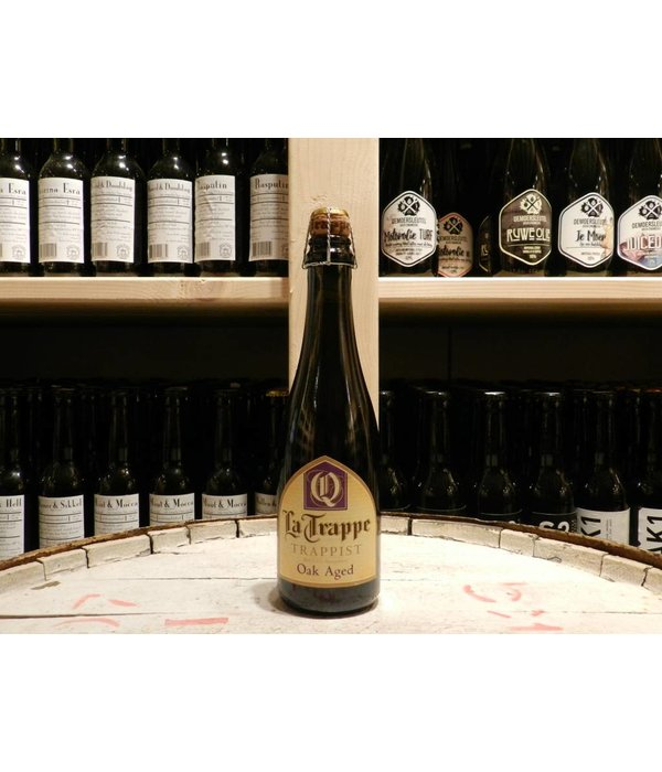 La Trappe  Oak aged batch 21